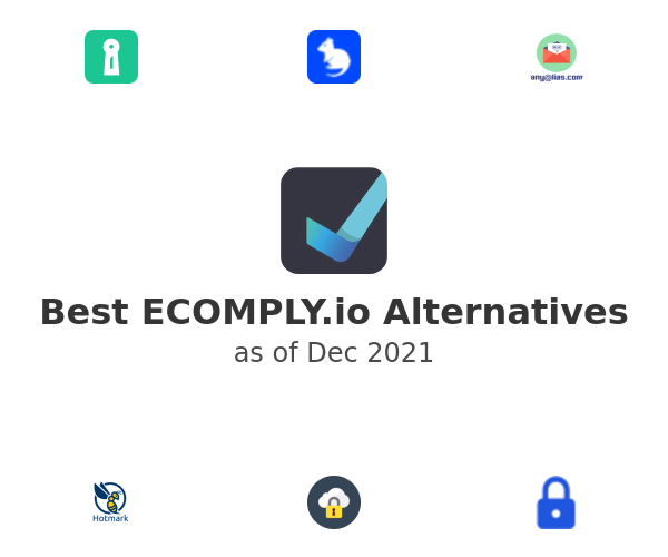 Best ECOMPLY.io Alternatives