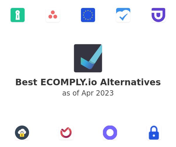 Best ECOMPLY.io Alternatives