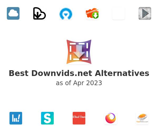 Best Downvids.net Alternatives