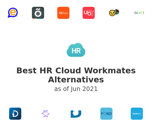 Best HR Cloud Workmates Alternatives