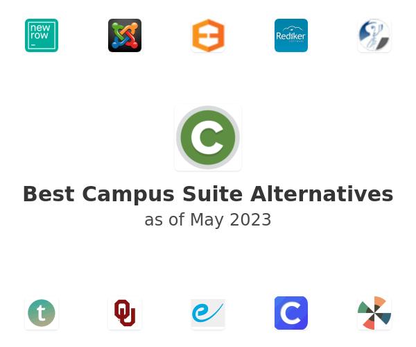 Best Campus Suite Alternatives