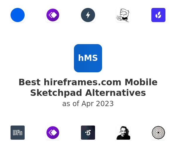 Best Mobile Sketchpad Alternatives