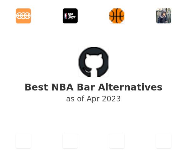 Best NBA Bar Alternatives