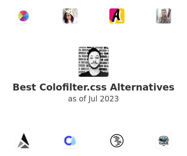 Best Colofilter.css Alternatives