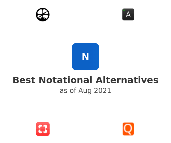 Best Notational Alternatives