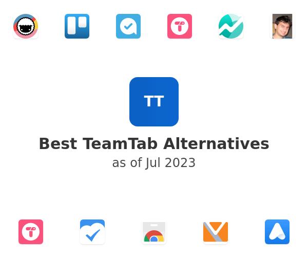 Best TeamTab Alternatives