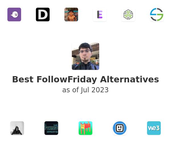 Best FollowFriday Alternatives