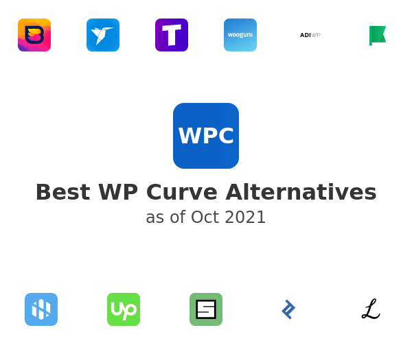 Best WP Curve Alternatives
