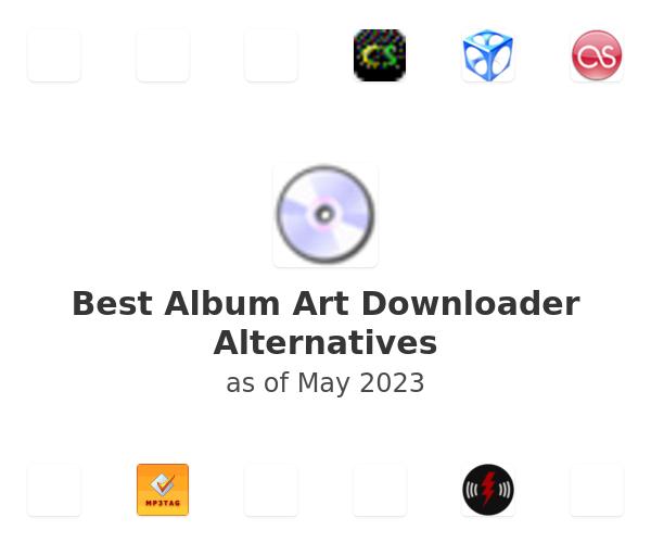 Best Album Art Downloader Alternatives