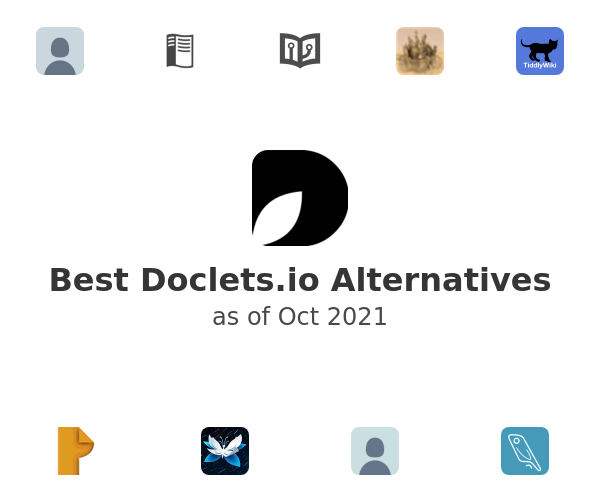 Best Doclets.io Alternatives