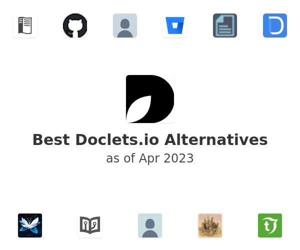 Best Doclets.io Alternatives