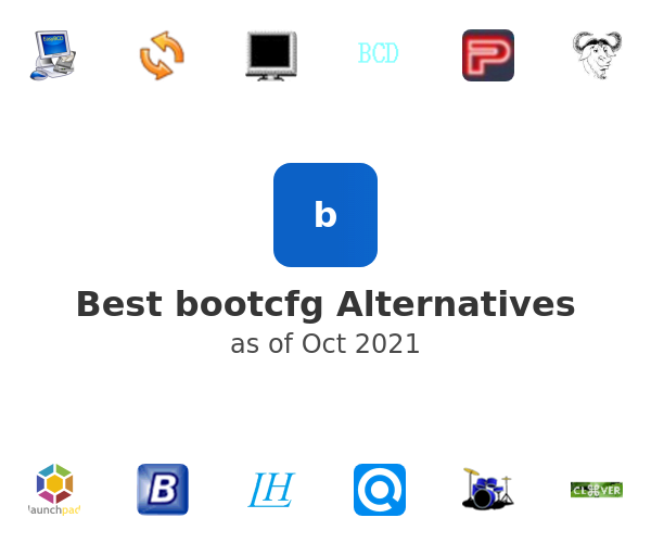 Best bootcfg Alternatives
