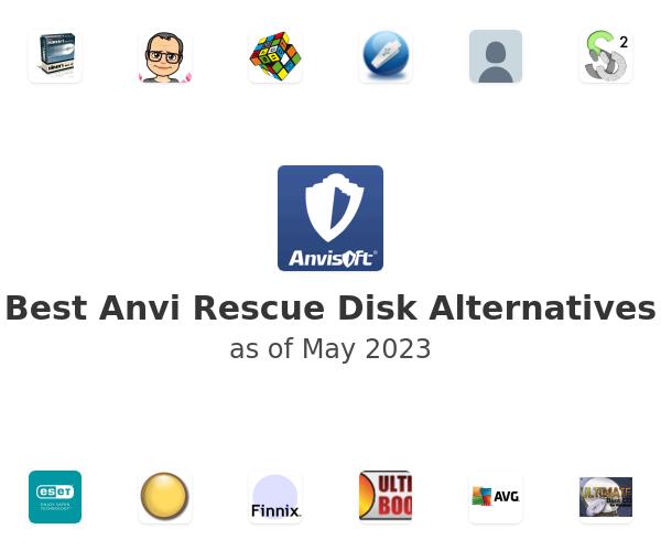Best Anvi Rescue Disk Alternatives