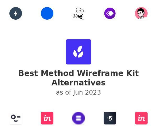 Best Method Wireframe Kit Alternatives