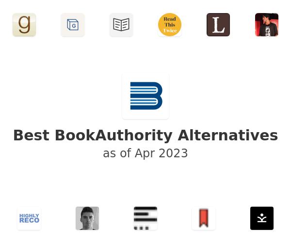 Best BookAuthority Alternatives