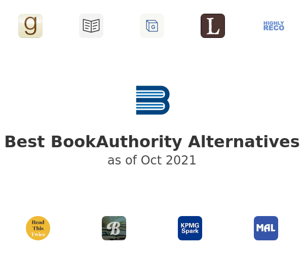 Best BookAuthority Alternatives