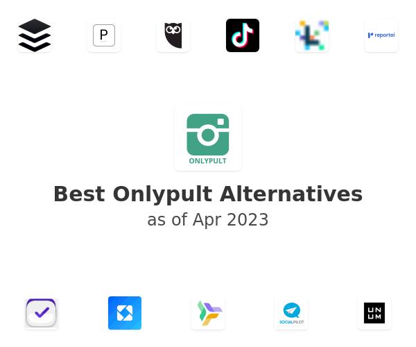 Best Onlypult Alternatives