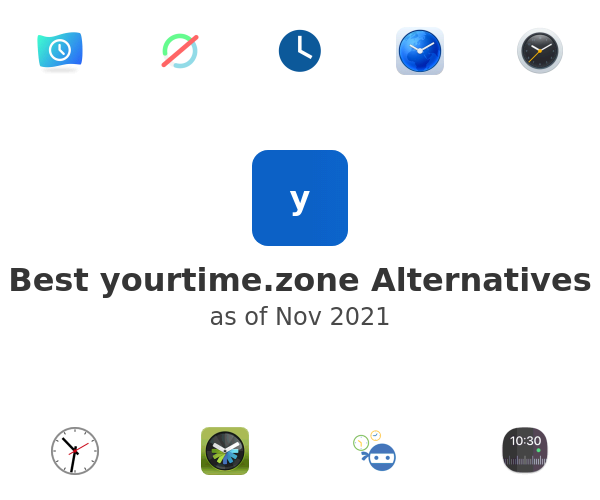 Best yourtime.zone Alternatives