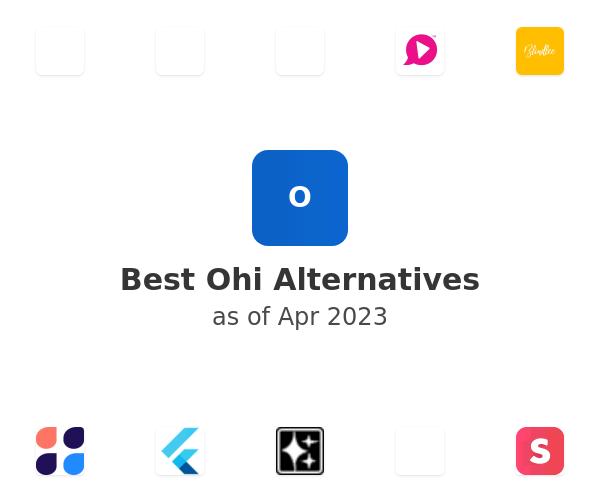 Best Ohi Alternatives