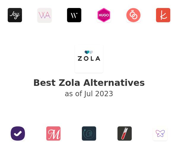 Best Zola Alternatives