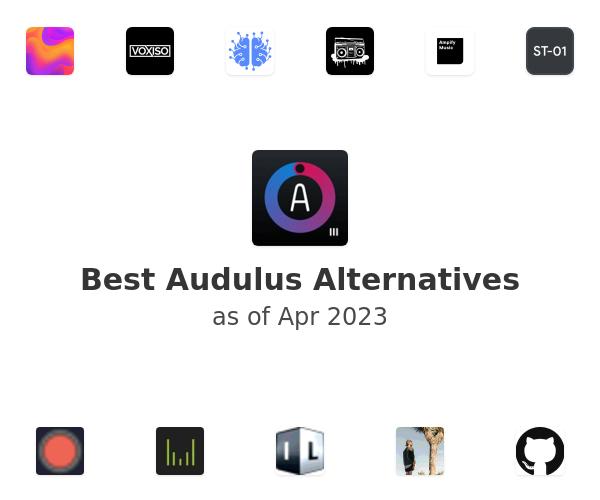 Best Audulus Alternatives