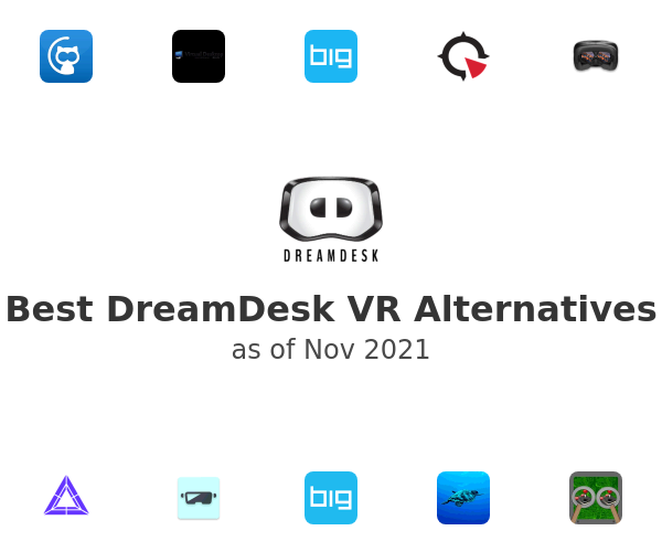 Best DreamDesk VR Alternatives