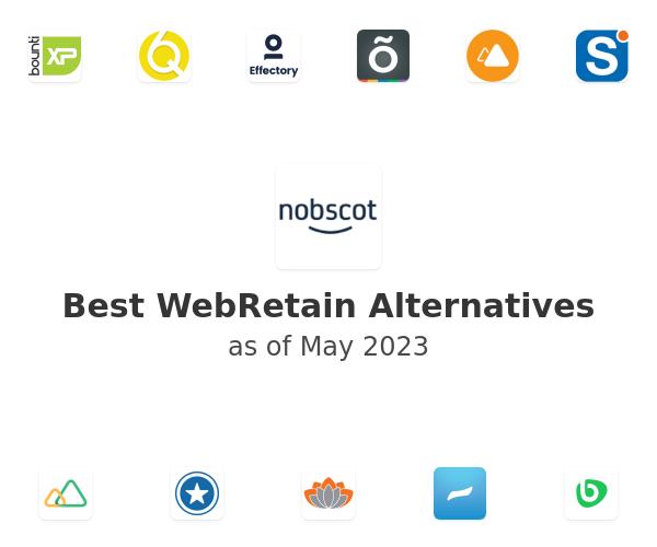Best WebRetain Alternatives