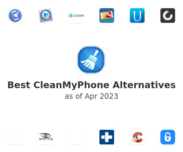 Best CleanMyPhone Alternatives