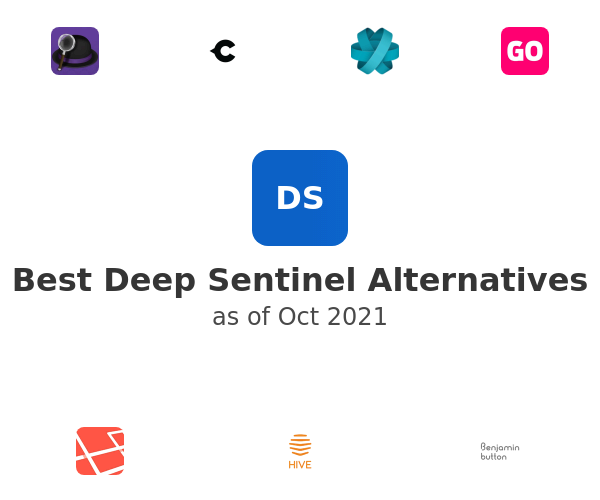 Best Deep Sentinel Alternatives