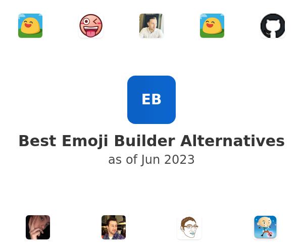 Best Emoji Builder Alternatives
