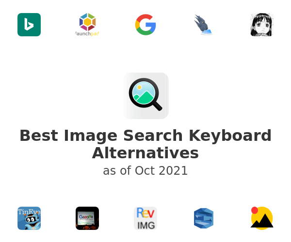 Best Image Search Keyboard Alternatives