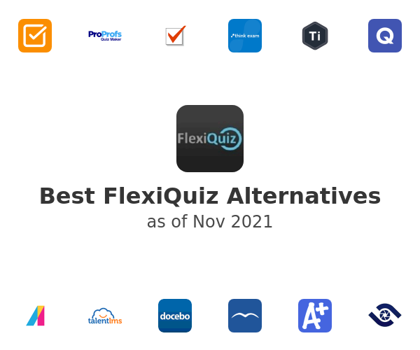 Best FlexiQuiz Alternatives