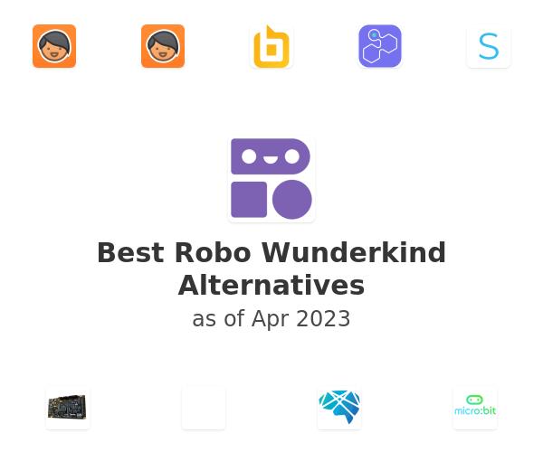 Best Robo Wunderkind Alternatives