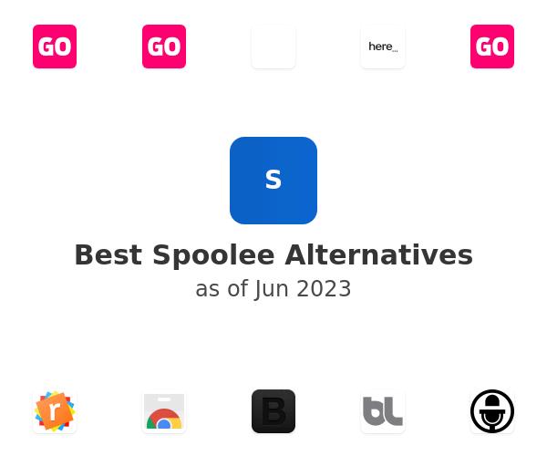 Best Spoolee Alternatives