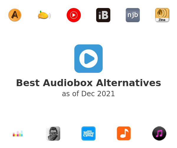 Best Audiobox Alternatives