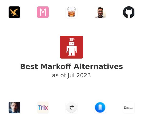 Best Markoff Alternatives