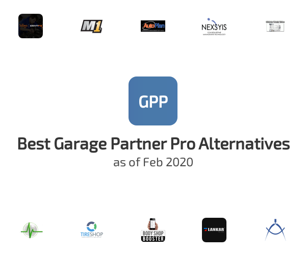 Best Garage Partner Pro Alternatives