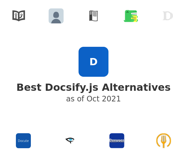 Best Docsify.js Alternatives