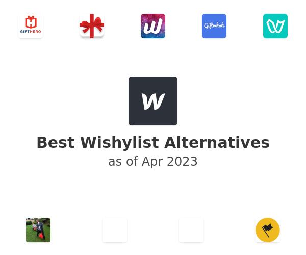 Best Wishylist Alternatives