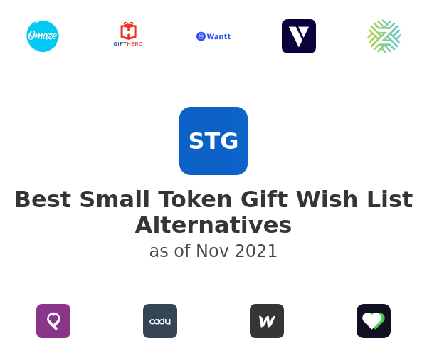 Best Small Token Gift Wish List Alternatives