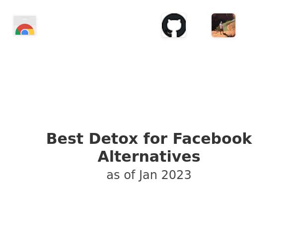 Best Detox for Facebook Alternatives