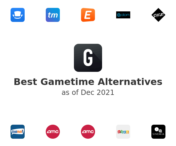 Best Gametime Alternatives