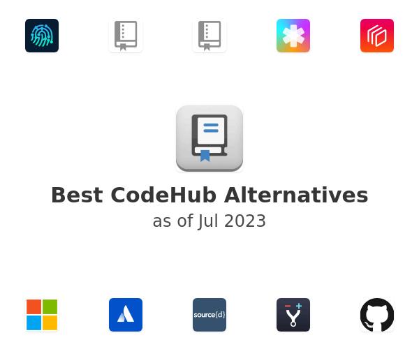 Best CodeHub Alternatives