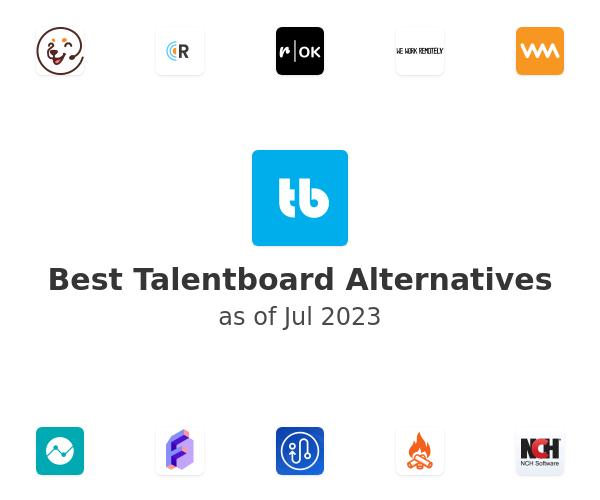 Best Talentboard Alternatives