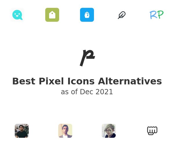 Best Pixel Icons Alternatives