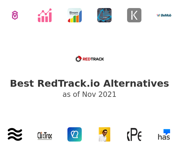 Best RedTrack.io Alternatives