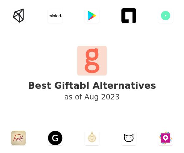 Best Giftabl Alternatives