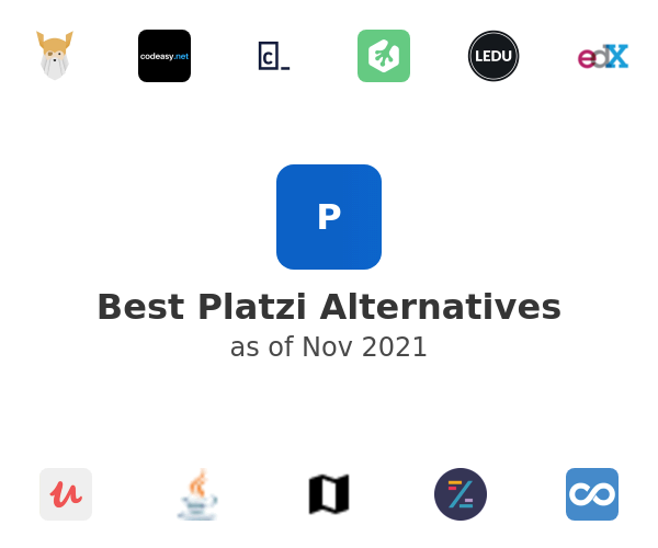 Best Platzi Alternatives