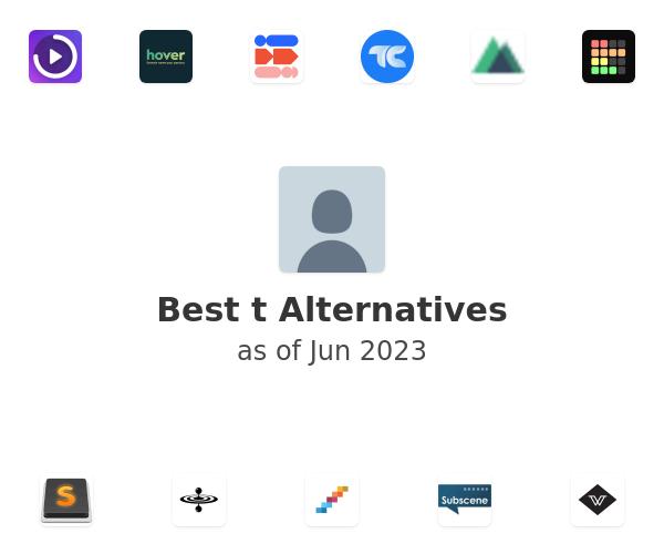 Best t Alternatives