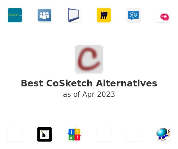 Best CoSketch Alternatives